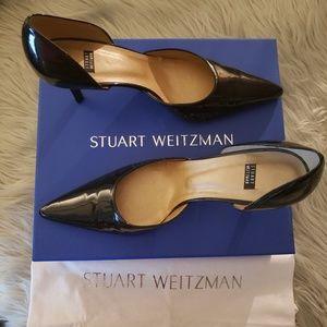 🇺🇸Stuart Weitzman Classic Black Pump
